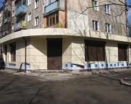 Фасад 1 этаж магазин №2