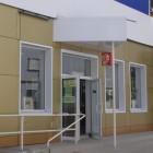 Фасад 1 этаж магазин