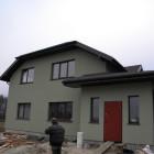 Двух этажный дом