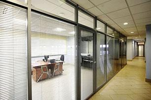 Ремонт офиса европейского стандарта класса «ЛЮКС»