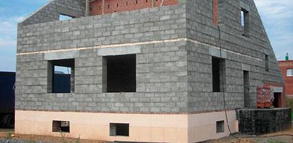 Технология изготовление керамзитобетонных блоков. Плюсы и минусы керамзитобетонных блоков.